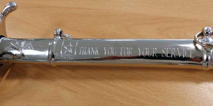 Sword Engraving