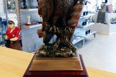 Eagle-Adler-US-Flag