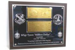 Million-Dollar-Plaque