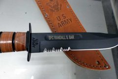 KBAR-Knife-USARMY-Engraved