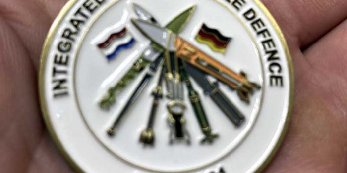 We Produce Coins | Military Coin Production | Custom Coins | Challenge Coins | Commander Coins JPOW 2021 | | Trophy Center | Sandra Kulbick & J.R. Kulbick | Only in Kaiserslautern | Est. 1952 | Trophy Shop | 2 MILES FROM RAMSTEIN AIR BASE | GO OFF BASE TO THE AWESOME TROPHY CENTER | Engraving Frame Shop Coins Stamps Embroidery Guidons Awards Plaques Engraved Etched Signs Graveur Gravur Graviert Eingraviert | Kaiserslautern-Einsiedlerhof underneath Hacienda Mexican Restaurant | Stempel Gravuren Pokale Schilder | US Army | US Air Force | KMCC | Nato | Bundeswehr | Support Local | Stay Safe & Healthy | E-Mail: info@trophy-center.de