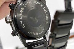Watch-Armani-Engraved
