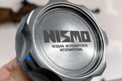 Nissan-Nismo-Oil-Cap-Öldeck